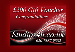 Photo Shoot Gift Vouchers