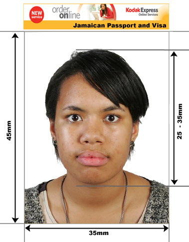 Jamaican passport  Photos